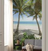 Stefan Hefele Edition 2 Fotobehang Komar - Natuur behang PALMY BEACH