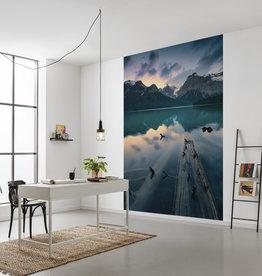 Stefan Hefele Edition 2 Fotobehang Komar - Natuur behang EMERALD