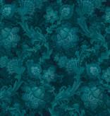 Heritage Edition 1 Fotobehang Komar - Bloemen behang FLEURS DE NUIT