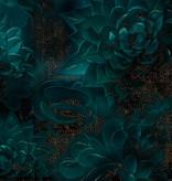 Heritage Edition 1 Fotobehang Komar - Bloemen behang OMBRES