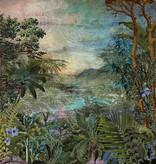 Heritage Edition 1 Fotobehang Komar - Natuur behang COURS FLUVIAL