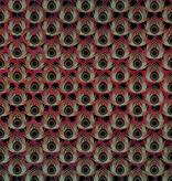 Heritage Edition 1 Fotobehang Komar - Bloemen behang PAON ROUGE