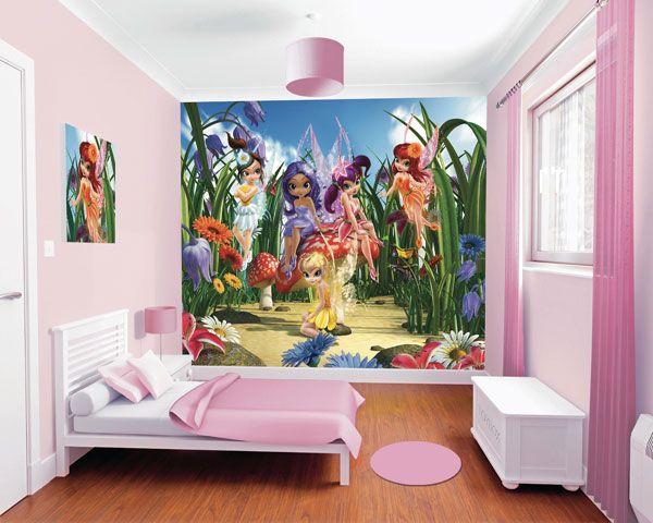 Walltastic Kinderbehang Walltastic XXL - Elfjes