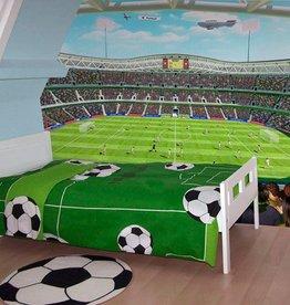 RAP Kinderbehang Walltastic XXL - Voetbal