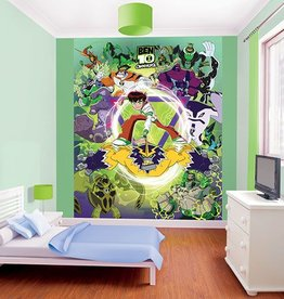 RAP Kinderbehang Walltastic XL - Ben 10