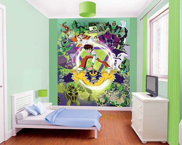 Walltastic Kinderbehang Walltastic XL - Ben 10