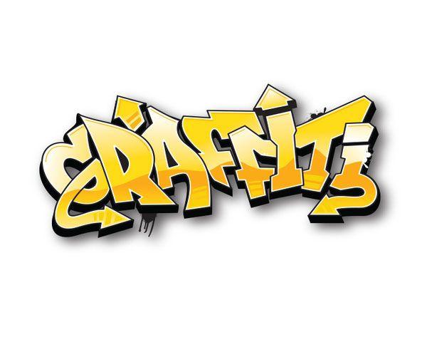 Walltastic Kinderbehang Walltastic XL - Graffiti
