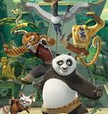 Walltastic Kinderbehang Walltastic L - Disney Kung Fu Panda