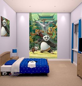 DreamWorks Kinderbehang Walltastic L - Disney Kung Fu Panda