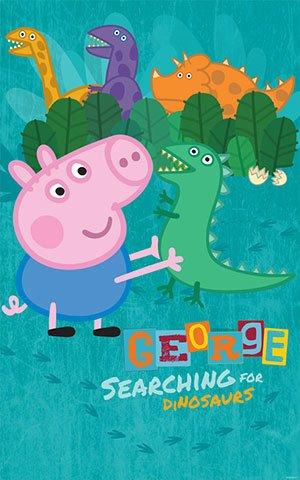 Walltastic Kinderbehang Walltastic L - Peppa Pig