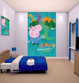 RAP Kinderbehang Walltastic L - Peppa Pig