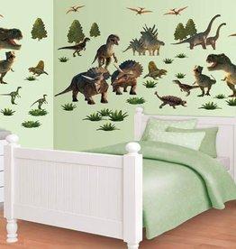 RAP Muursticker Kinderkamer Walltastic S Dinosaurus