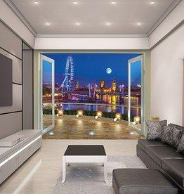 RAP Fotobehang Walltastic View Collection XXL - Londen Skyline