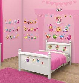Walltastic Muursticker Kinderkamer Walltastic S Shopkins