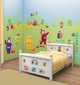 RAP Muursticker Kinderkamer Walltastic S Teletubbies
