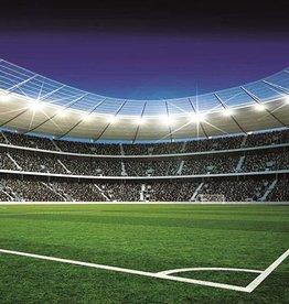 Walltastic Kinderbehang Walltastic L - Voetbal Stadion Corner