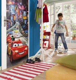 Disney Edition 1 Kinderbehang Kinderkamer Komar Disney Cars Tokyo