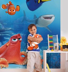 Disney Kinderbehang Kinderkamer Komar Disney Dory & Friends
