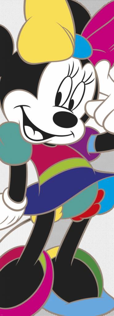 Disney Edition 1 Kinderbehang Kinderkamer Komar Disney Minnie Mouse Colorful