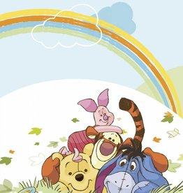 Disney Kinderbehang Kinderkamer Komar Disney Winnie the Pooh