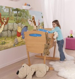 Disney Edition 1 Kinderbehang Kinderkamer Komar Disney Winnie the Pooh Lesson One