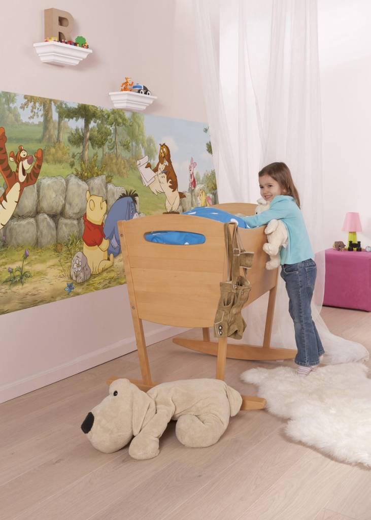 Disney Edition 1 Kinderbehang Kinderkamer Komar Disney Winnie the Pooh Lesson One