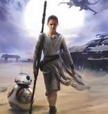 Disney Edition 1 Kinderbehang Kinderkamer Komar Star Wars Rey