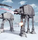 Disney Edition 1 Kinderbehang Kinderkamer Komar Star Wars Battle of Hoth