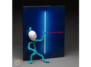 Christian Herdeg (neon) by Volker Schunck