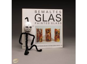 Bemaltes Glas. Painted Glass by Gernot H. Merker