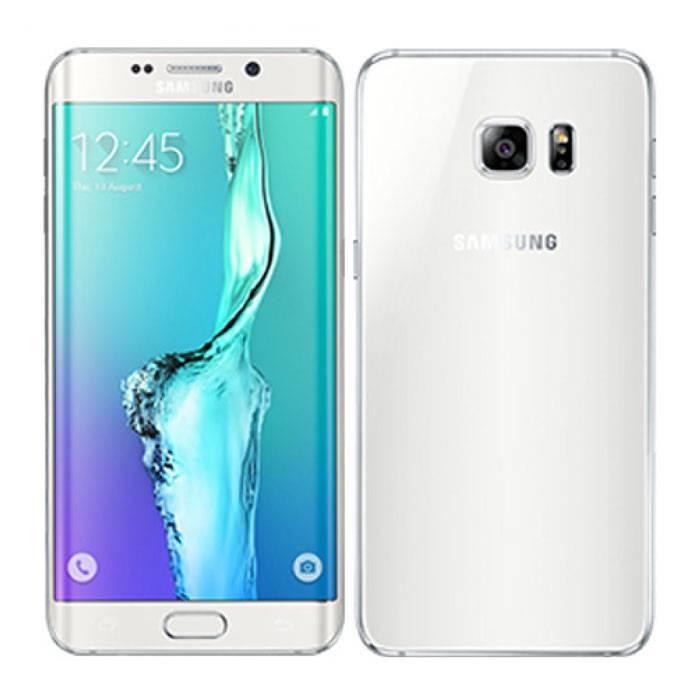 Samsung Galaxy S6 Edge Smartphone Unlocked SIM Free - 32 GB - Mint - White - 3 Year Warranty