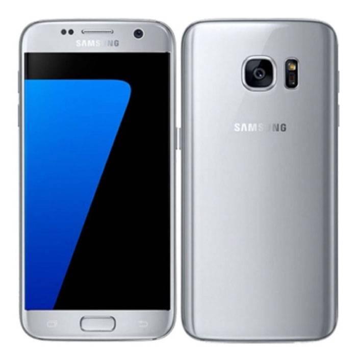 Samsung Galaxy S7 Smartphone entsperrt SIM-frei - 32 GB - Mint - Silber - 3 Jahre Garantie