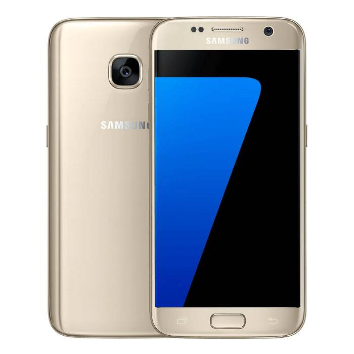 Samsung Galaxy S7 - 32 GB - Mint - Gold - 3 Jahre Garantie