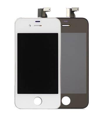 Stuff Certified® Écran iPhone 4S (écran tactile + LCD + Pièces) A + Qualité - Noir