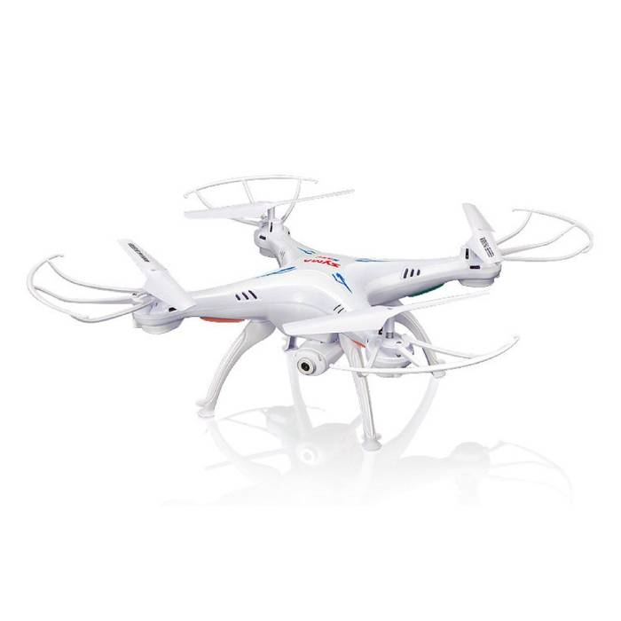 Original Syma X5SW-1 RC Drone Quadcopter WiFi FPV 2K Camera White
