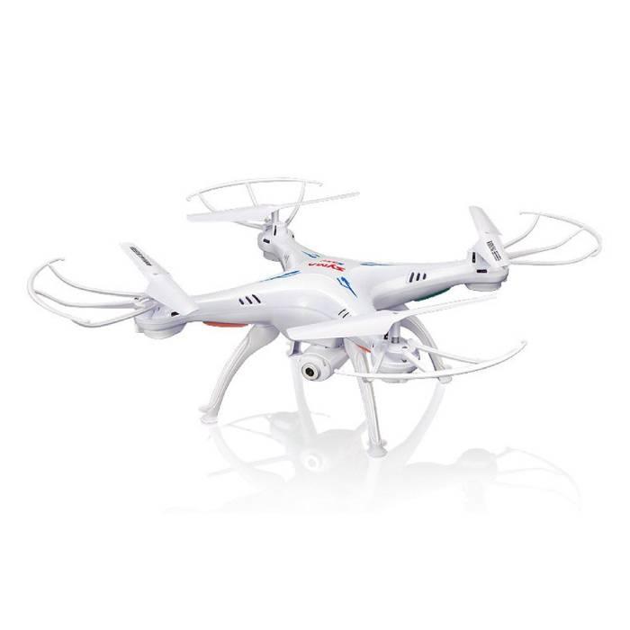 Syma originale X5SW-1 RC Drone Quadcopter FPV Blanc Caméra WiFi 2K