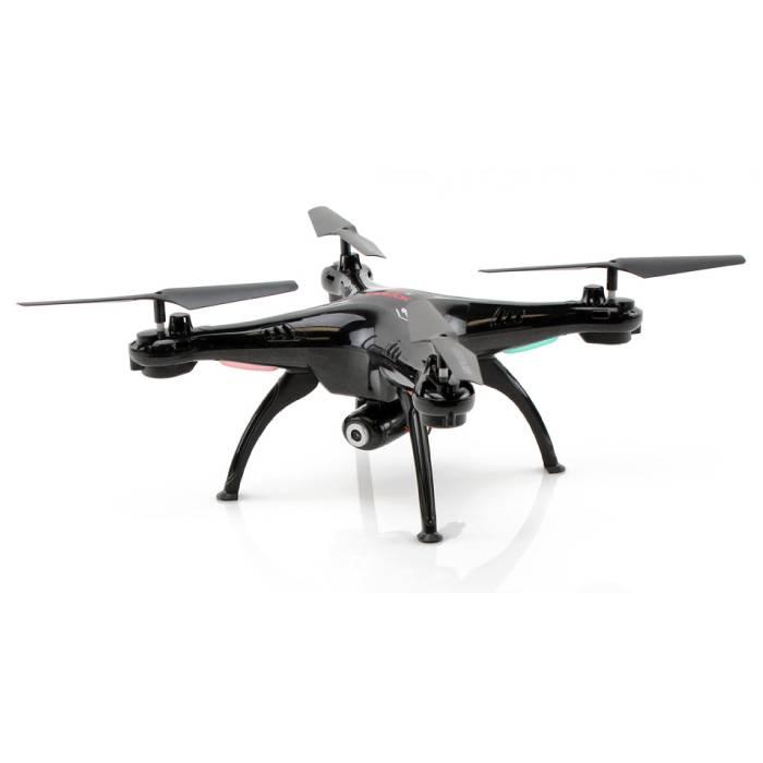 Syma originale X5SW-1 RC Drone Quadcopter FPV Noir Caméra WiFi 2K