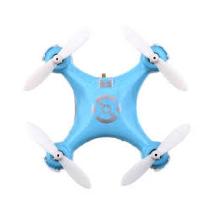 Cheerson CX-10 Mini Drone Quadcopter RC Helicopter Toy Bleu