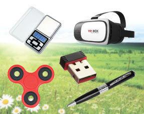 Trendige Gadgets