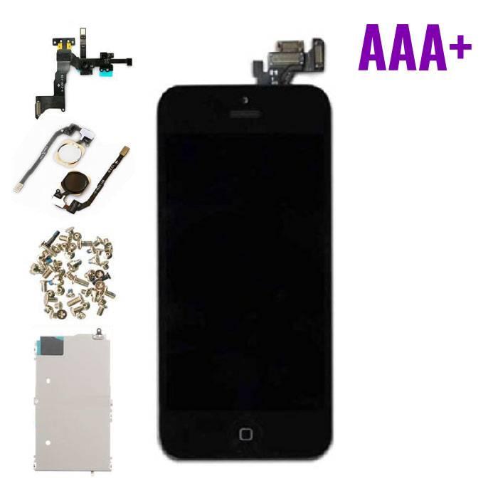 iPhone 5 écran prémonté (écran tactile + LCD + Parts) AAA+ Qualité - Noir