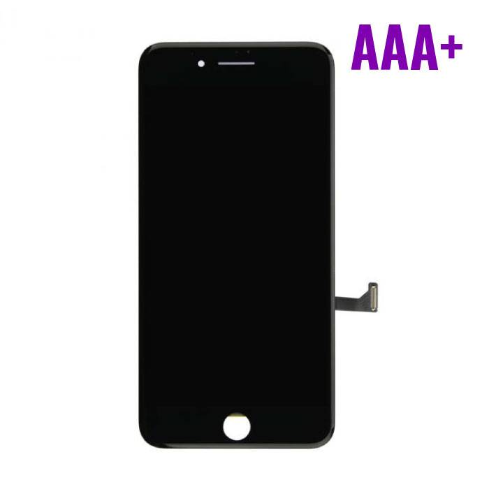 iPhone 7 Plus screen (Touchscreen + LCD + Parts) AAA + Quality - Black
