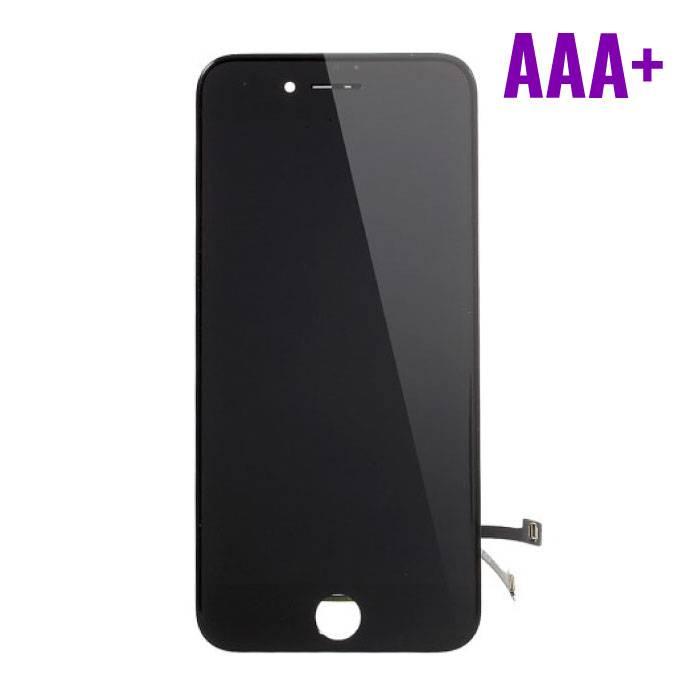 7 'cran de l'iPhone ('cran tactile + LCD + Parts) AAA+ Qualit' - Noir