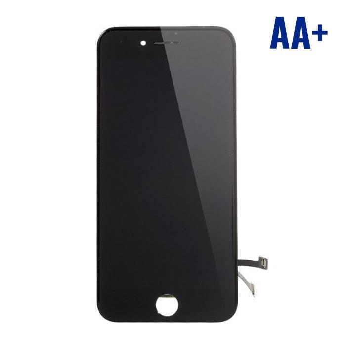 7 'cran de l'iPhone ('cran tactile + LCD + PiŠces) AA+ Qualit' - Noir