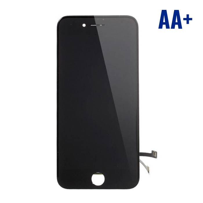 iPhone 7 Scherm (Touchscreen + LCD + Onderdelen) AA+ Kwaliteit - Zwart