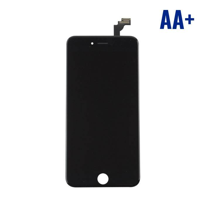 iPhone 6S Plus screen (Touchscreen + LCD + Parts) AA + Quality - Black