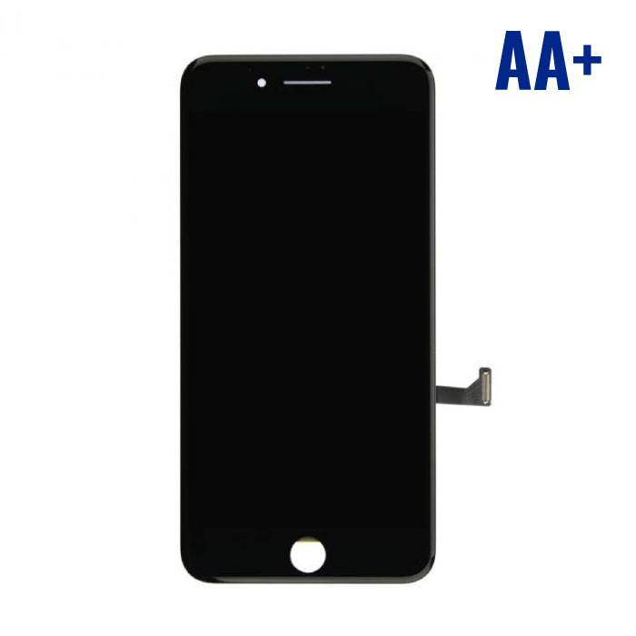 iPhone 7 Plus screen (Touchscreen + LCD + Parts) AA + Quality - Black