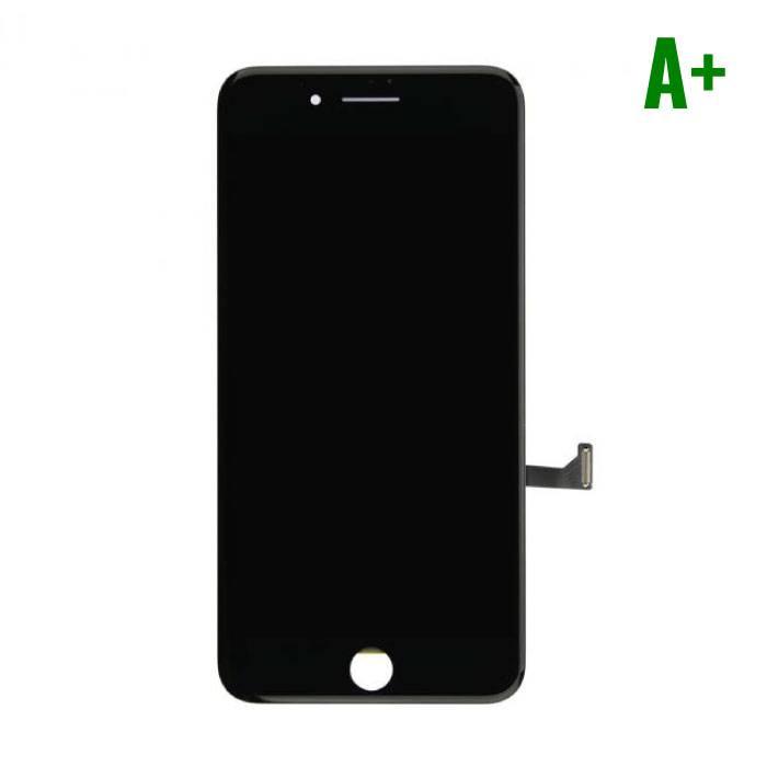 écran de l'iPhone 7 Plus (écran tactile + LCD + Parts) A+ Qualité - Noir