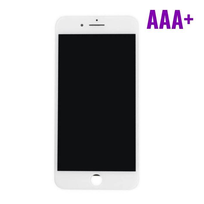 iPhone 7 Plus Scherm (Touchscreen + LCD + Onderdelen) AAA+ Kwaliteit - Wit
