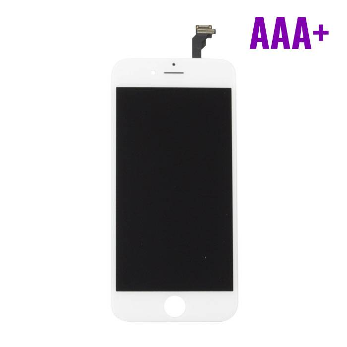 iPhone 6 4.7 « écran (écran tactile + LCD + Parts) AAA+ Qualité - Blanc