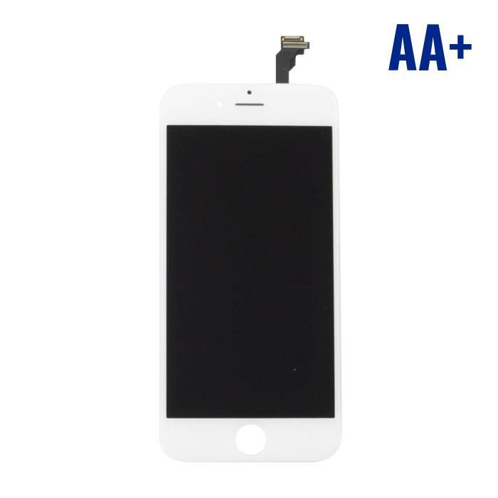 """iPhone 6 4.7"""" Scherm (Touchscreen + LCD + Onderdelen) AA+ Kwaliteit - Wit"""